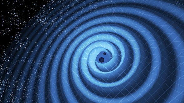 Exotic Matter Made in Space Could Boost the Hunt for Gravitational Waves