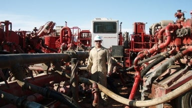 It's Frack, Baby, Frack, as Conventional Gas Drilling Declines [Infographic]