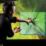Hands-On Computing: How Multi-Touch Screens Could Change the Way We Interact with Computers and Each Other
