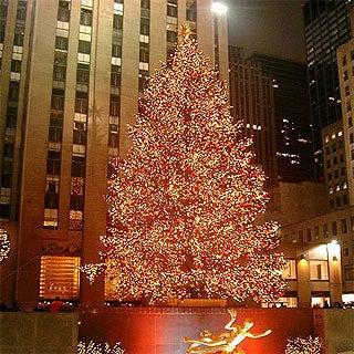 Rockerfeller Christmas Tree