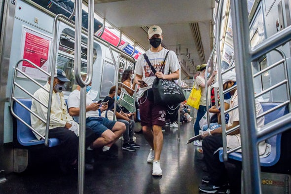 There Is Little Evidence That Mass Transit Poses a Risk of Coronavirus Outbreaks