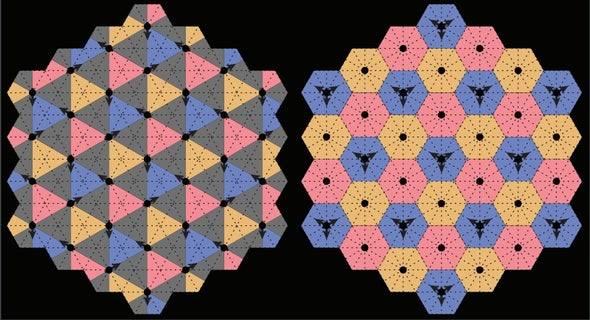 Curious Crystal Dances for Its Symmetry