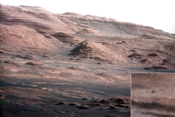 Curiouser and Curiouser: Curiosity Beams Back High-Resolution Zooms of Mars