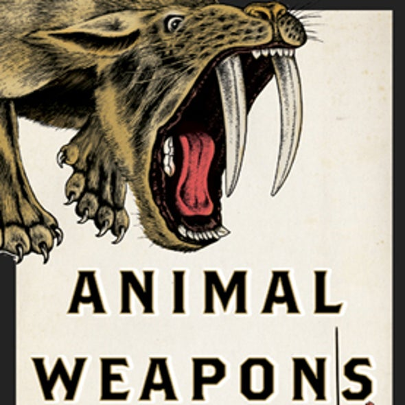 Animal Armaments: Evolution Girds Species for Battle [Slide Show]