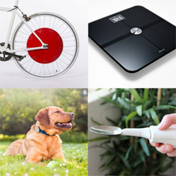 <i>Scientific American</i>'s 2013 Gadget Guide: 10 Technologies You Need to See [Slide Show]