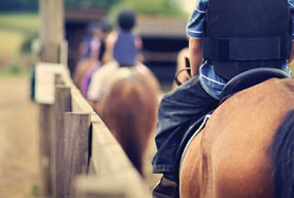 Horses Soothe Kids with Autism