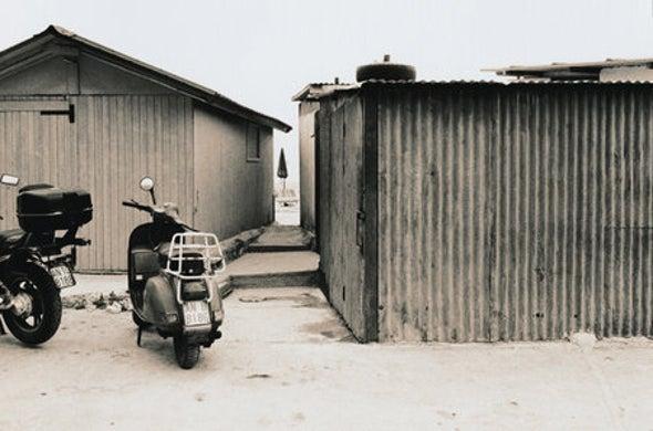 Motorcycling to Ebola Treatment Could Spread the Infection