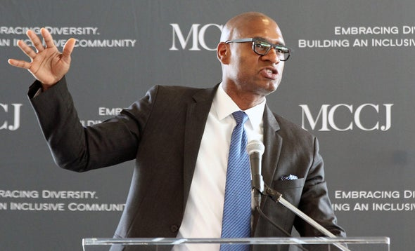 Charles Blow Tells You How to Actually Fight Racism