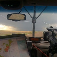 """Tornado Surrounded by Instruments as Scientists Aim to Catch Their """"Perfect Storm"""""""