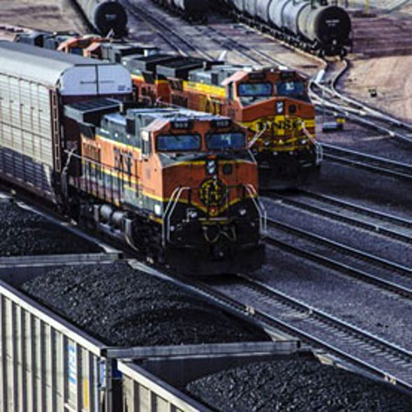 Powder River Basin Coal on the Move