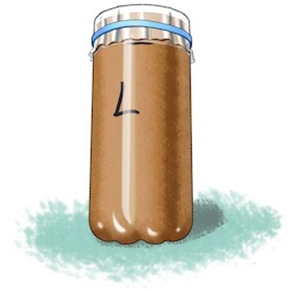 Soil Science: Make a Winogradsky Column