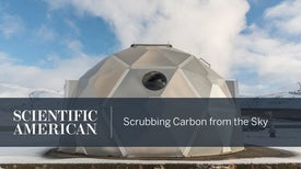 Scrubbing Carbon from the Sky