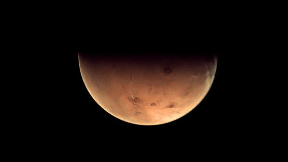 Mars Has Methane--But Does It Have Life?