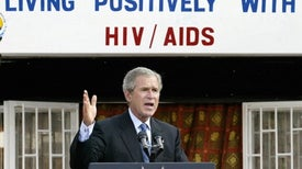 U.S. Anti-AIDS Abstinence Efforts in Africa Fail to Prevent HIV