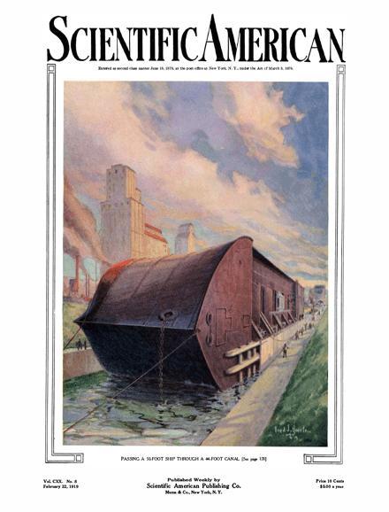 February 22, 1919