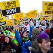 Science Shows Up in Force at People's Climate March