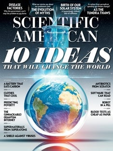 Scientific American Volume 315, Issue 6