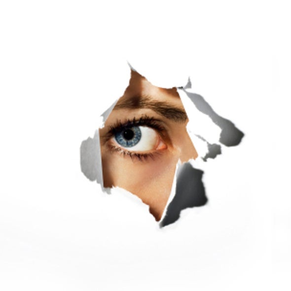 Eyes: A New Window on Mental Disorders