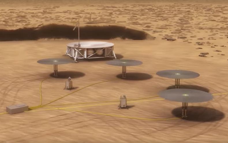 NASA Seeks Nuclear Power for Mars