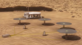 NASA Seeks Nuclear Power for Mars
