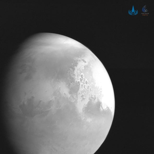China's First Mars Mission, Tianwen-1, Reaches the Red Planet