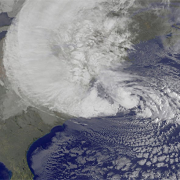 The Science of Tropical Cyclone Sandy--Live Chat, October 30 [Transcript]