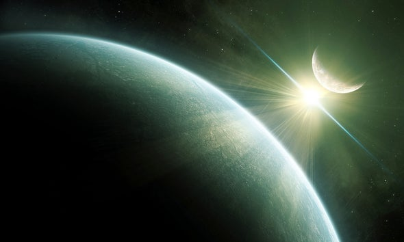 New Equation Tallies Odds of Life Beginning