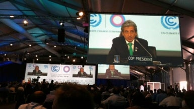 U.S. Submits Climate Plan as Paris Pact Takes Shape