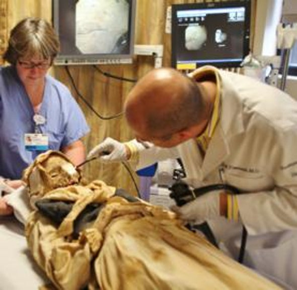 How Mummies Lived--and Died--Revealed by Modern Medical Technology [Slide Show]