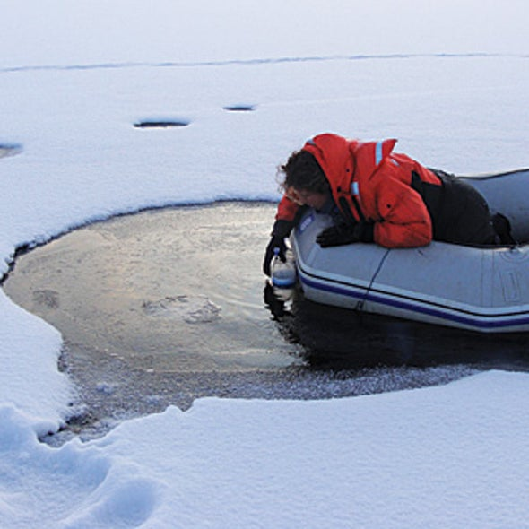 The Arctic Thaw Could Make Global Warming Worse