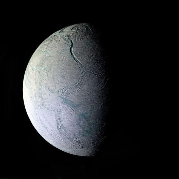 Enceladus: Not dead yet