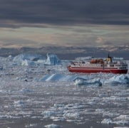 Giant Waves Quickly Destroy Arctic Ocean Ice and Ecosystems