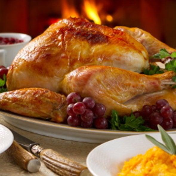 Eating Turkey Does Not Really Make You Sleepy
