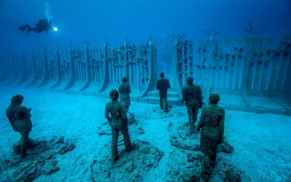 This Groundbreaking Museum Is Already Underwater