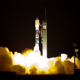 """NASA Climate Satellite Faces Big Job after """"Absolutely Perfect"""" Launch"""