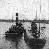 Cargo Submarine: