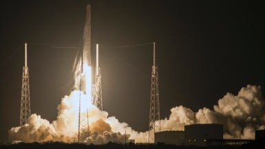 SpaceX Lands Another Rocket - Scientific American