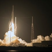 SpaceX Lands Another Rocket