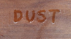 Dust Reveals Who You Are and Where You Live