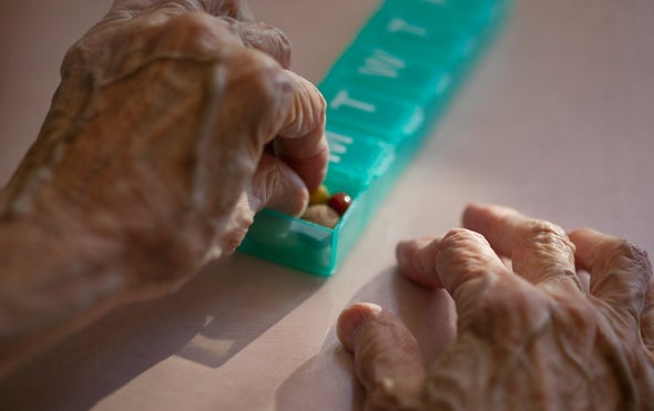 The Places in America Where Seniors are Most--and Least--Likely to Take Their Blood Pressure Meds