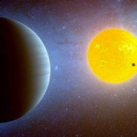 Kepler 10 planetary system