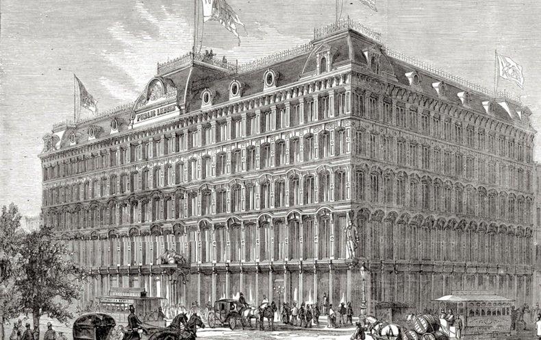 The Grand Face of Public Architecture, 1867 [Slide Show]