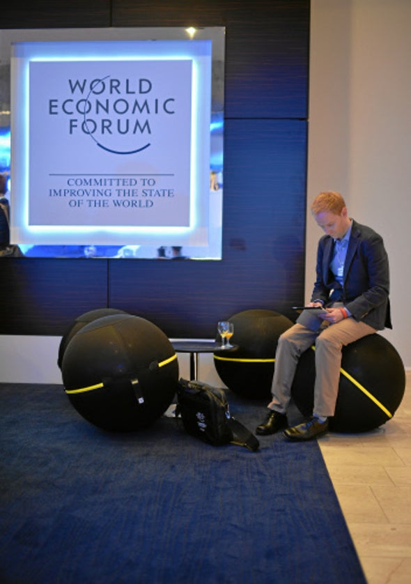 Video from Davos: Leading the Global Climate and Energy Agenda