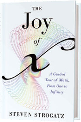 Recommended <i>The Joy of X</i>
