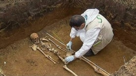 Scientists Go High-Tech to Uncover Mass Graves