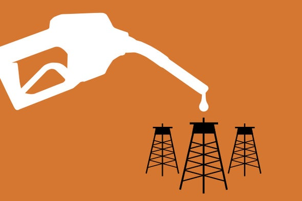 Drillers Illegally Using Diesel Fuel to Frack