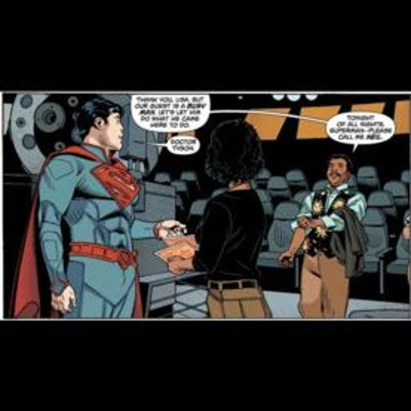 "Superman's Home Planet Krypton ""Found"""