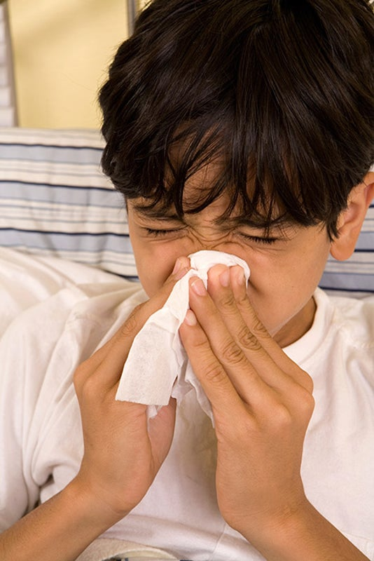 All Children Older Than 6 Months Need an Influenza Vaccination