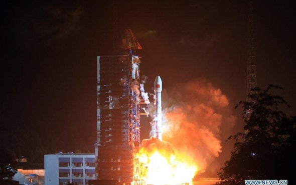 China's Big Year in Space Sparks Excitement and Speculation