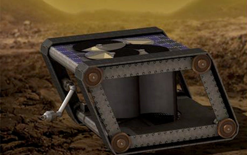 NASA Funds 22 Futuristic Ideas for Space Exploration - Scientific